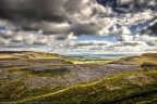 Sunday 31st August 2014 – Crummackdale to Moughton and Sulber Nick