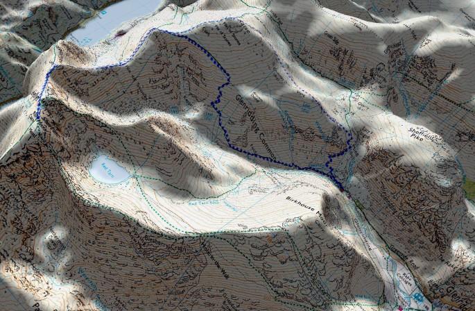3D Route View