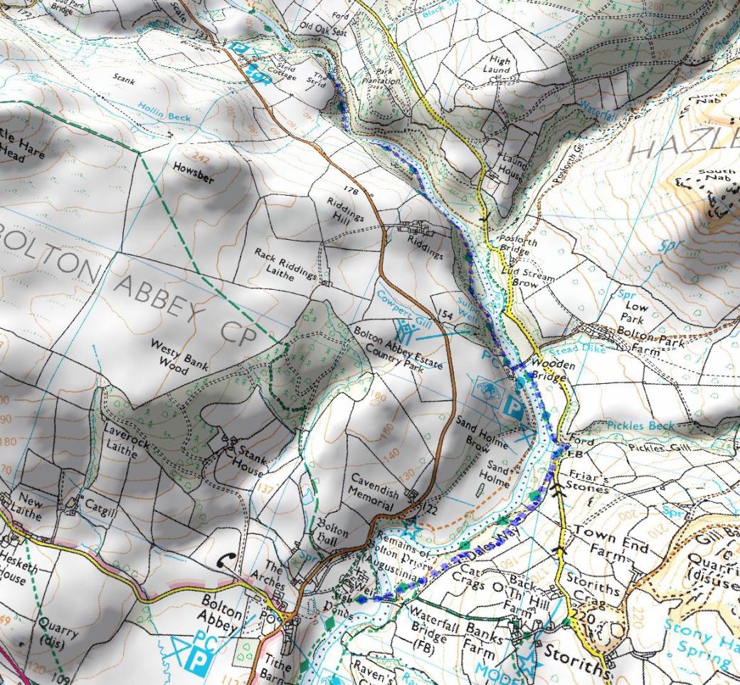 3D Route