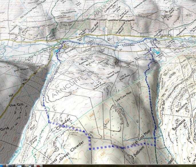 OS 3D Map
