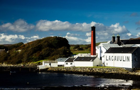 The lagavulin distillery (obviously)