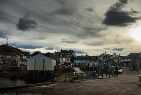 Mallaig from the Harbour