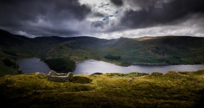 Peat Huts Above Haweswater