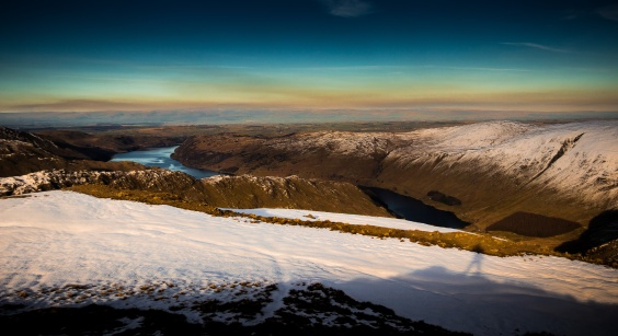 Winter in the Eastern Fells