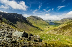 Warnscale Bothy, Buttermere