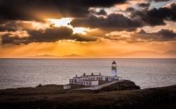 Neist Point Sunset, Isle of Skye