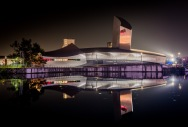 Imperial War Museum (North) at Salford Quays