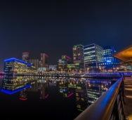 No, not Hong Kong, but Media City at Salford Quays